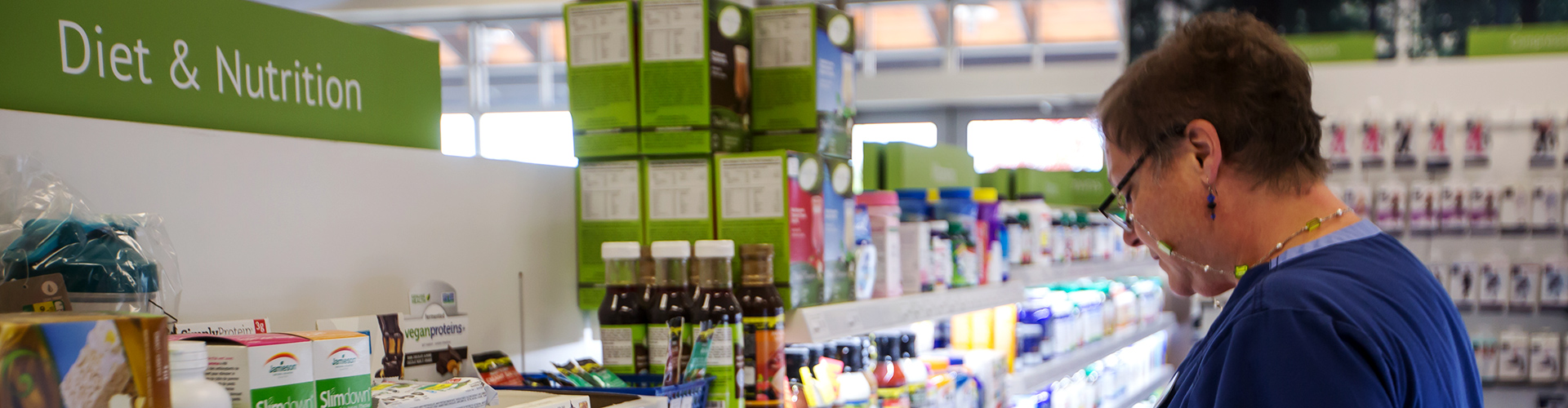 We carry a wide range of Health, Nutrition & Beauty Products