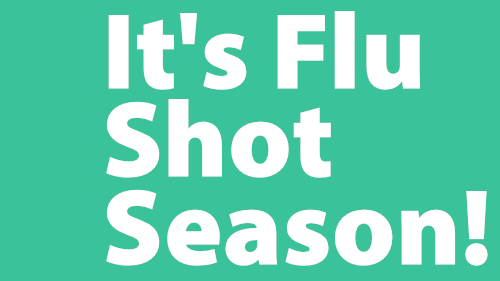 flu shot season