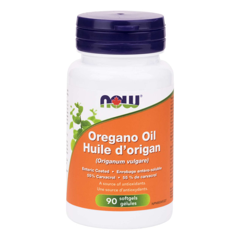 NOW Oregano Oil 90 softgel