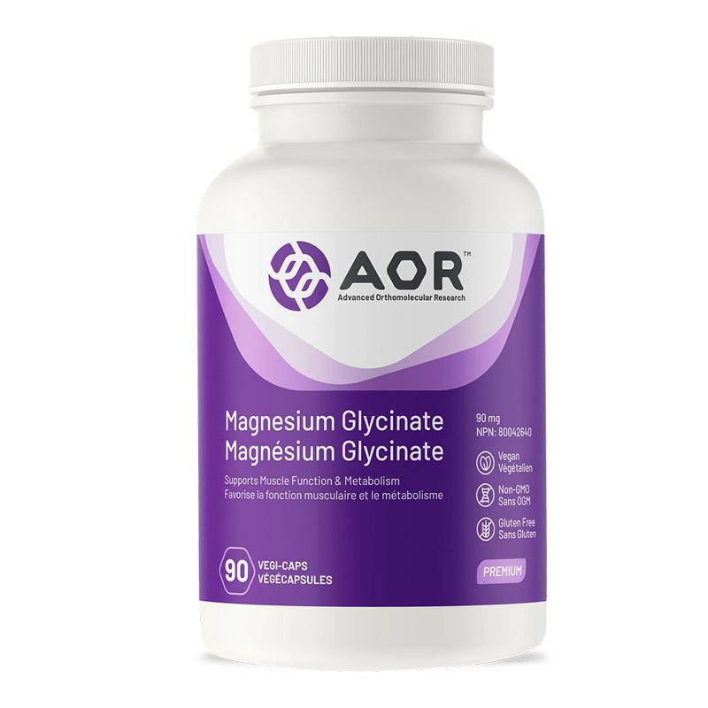 aor magnesium glycinate 90