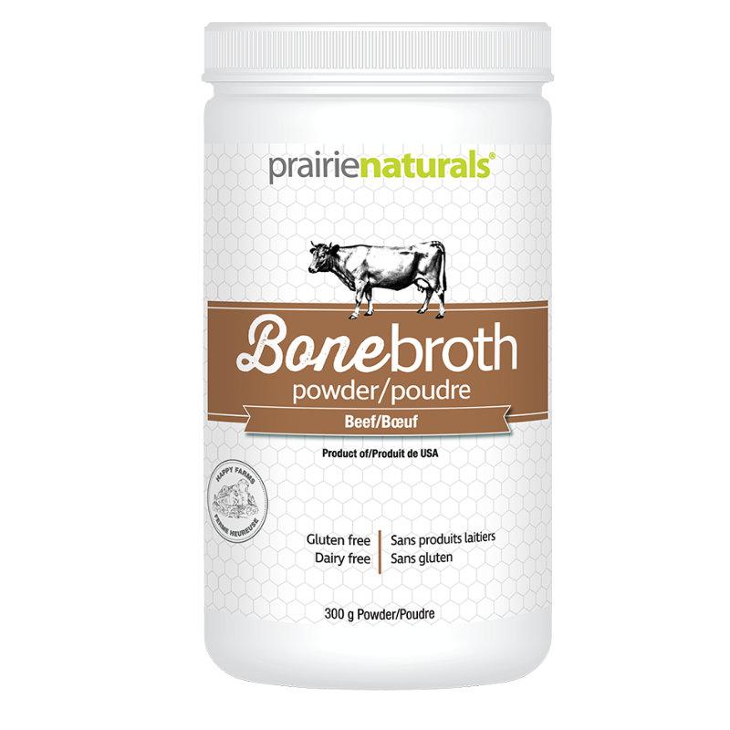 prairie naturals beef bonebroth 300g
