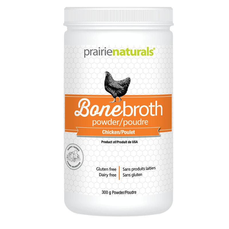 prairie naturals chicken bonebroth 300g