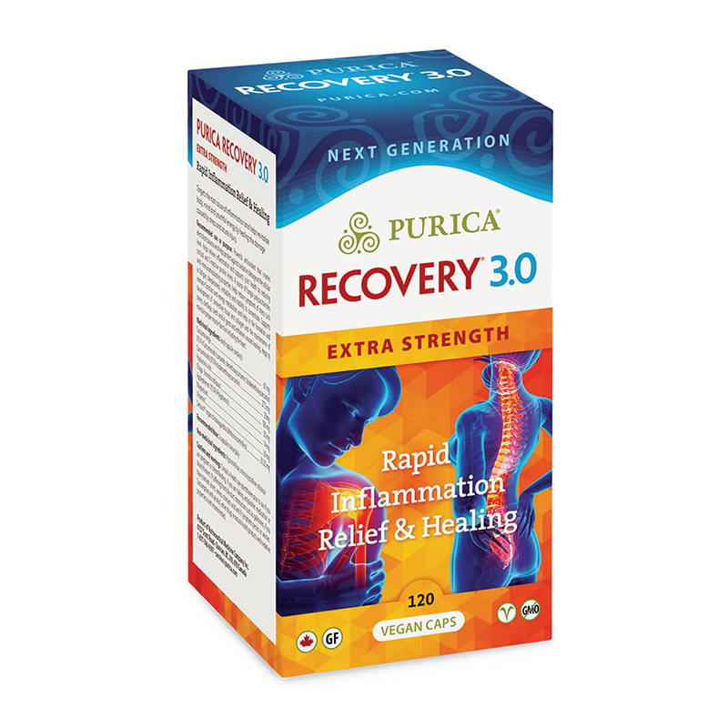 purica recovery 3 extra strength