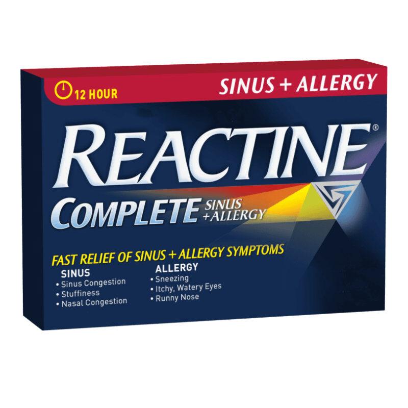 reactine-complete