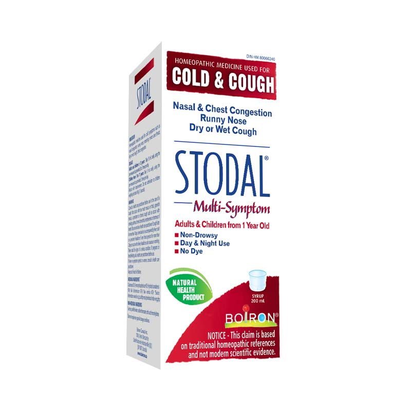 stodal multi-symptom cold and cough syrup