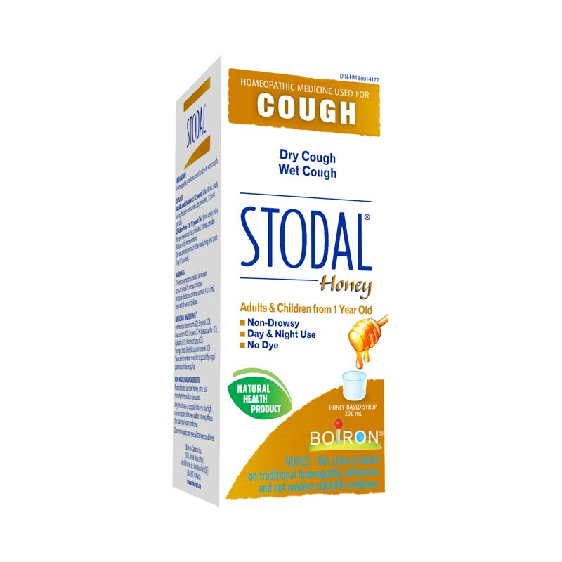 Stodal honey cough syrup